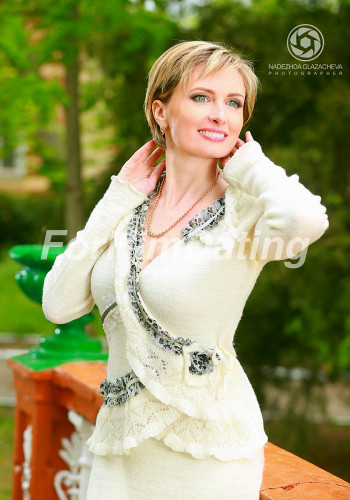 Ukrainian women Angelina 47 years old from Odessa