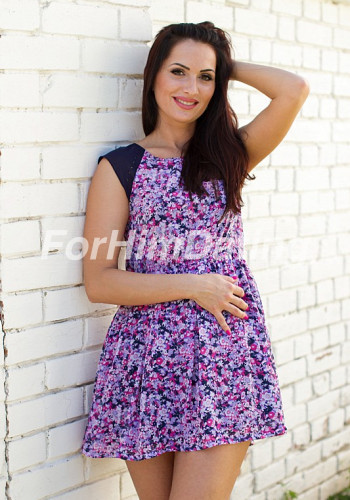 Ukrainian women Yulia 34 years old from Poltava
