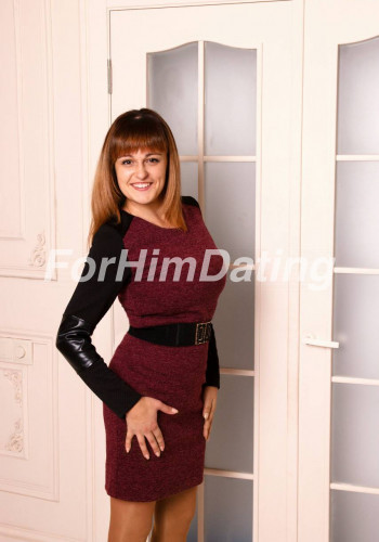Ukrainian women Yulia 30 years old from Dnipro