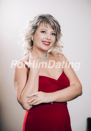 Ukrainian women Victoriia 48 years old from Rivne