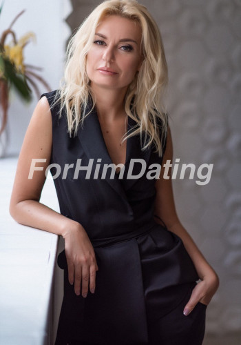 Ukrainian women Yaroslava 41 years old from Poltava