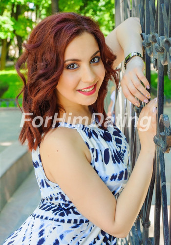 Ukrainian women Irina 27 years old from Odessa