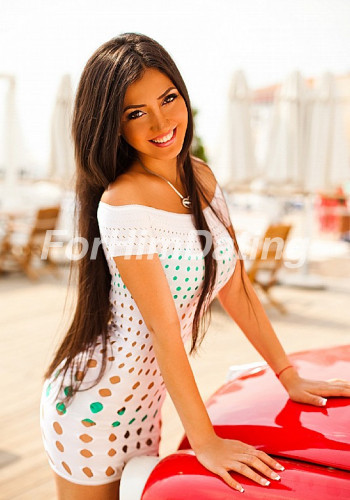 Ukrainian women Elmira 34 years old from Odessa