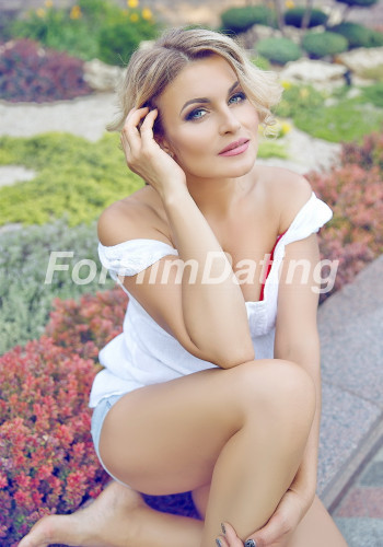 Ukrainian women Tatiana 41 years old from Poltava