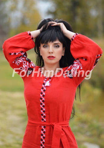 Ukrainian women Inna 34 years old from Kiev