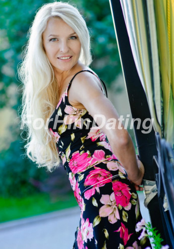 Ukrainian women Irina 48 years old from Cherkasy