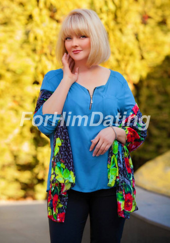 Ukrainian women Irina 52 years old from Dnipro
